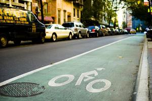 Urban Bike Path
