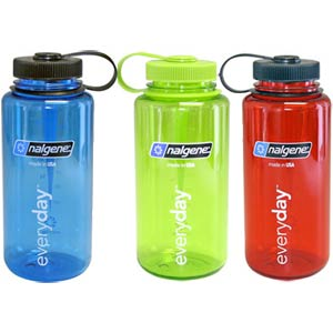 The Buzz about Nalgene Bottles – The Green Guide