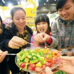 Sale of Organic Foods Soars in China Despite High Price