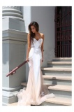 Trumpet/Mermaid Sweetheart Sleeveless Tulle Dress