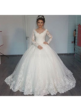 993b9d6602bc Bridesire - Dresses With Sleeves For Brides: Vintage And Elegant ...