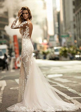 Bridesire Lace Dresses And Gowns For The Brides Comfortable And