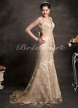ebd20d81098 Bridesire - Colored Dresses and Gowns: Red, Pink or Champagne: Make ...