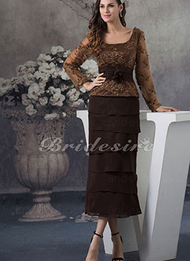 Bridesire - Plus Size Mother of the Bride / Groom Dresses 2019