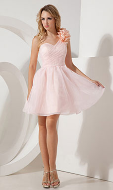 Princess Sweetheart Short/Mini Tulle Homecoming Dress