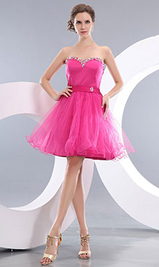 Trumpet/Mermaid Spaghetti Straps Floor-length Tulle Holiday Dress
