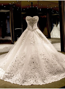 Bridesire Ball Gown Wedding Dresses And Gowns Online