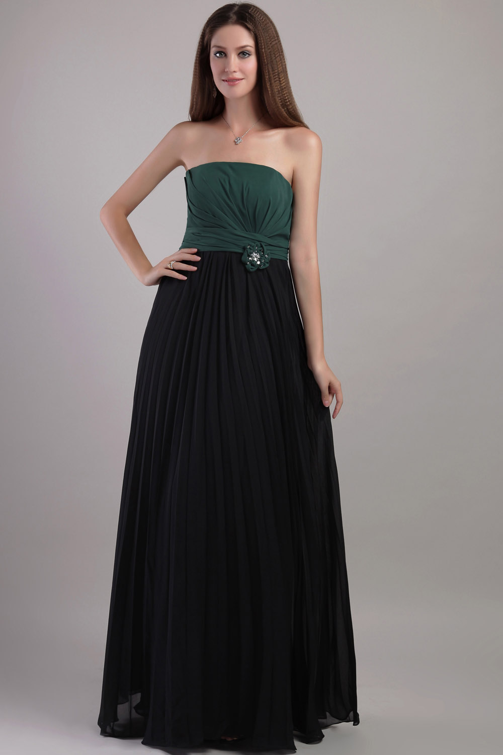 Sheath/Column Spaghetti Straps Short/Mini Taffeta Evening Dress